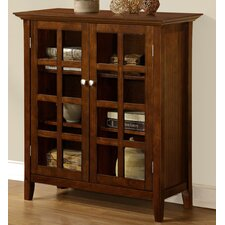 Acadian Accent Storage Cabinet
