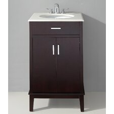 "Urban Loft 21"" Single Bathroom Vanity Set"