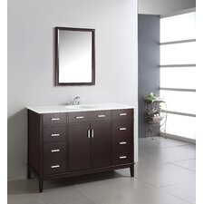 "Urban Loft 48"" Bathroom Vanity Set"