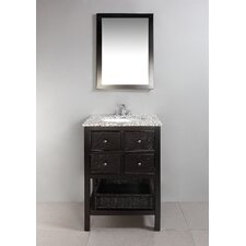 "Burnaby 24"" Single Bathroom Vanity Set"