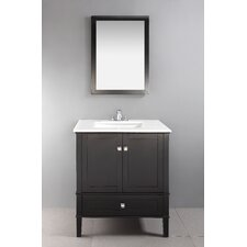 "Chelsea 30"" Single Bathroom Vanity Set"