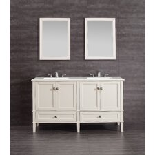 "Chelsea 60"" Double Bath Vanity Set"