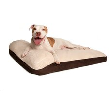 Serenity Memory Foam Dog Bed