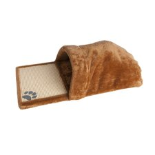 Sisal Cat Burrow and Scratching Board
