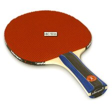 HBC-501b Hardbat Flared Table Tennis Paddle