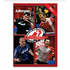 2006 Arnold Table Tennis Championships DVD Vol.2