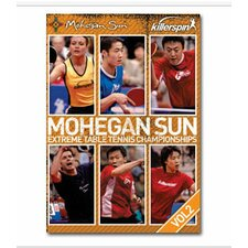 Table Tennis Mohegan Sun Championships DVD Vol.2