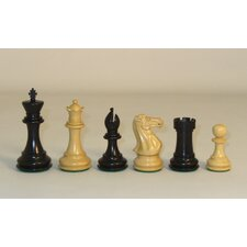 Black Exclusive Chessmen Game