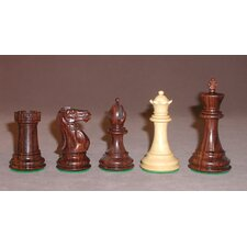 Rosewood Exclusive Chessmen