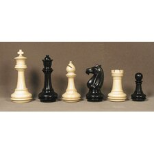 Meghdoot Ebony Chessmen