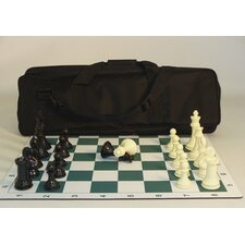 "<strong>CN Chess</strong> 4"" Tournament Chess Set"