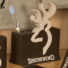 <strong>Browning</strong> Toothbrush Holder