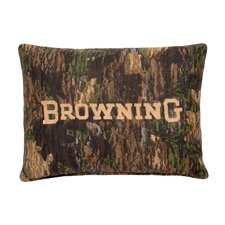 <strong>Browning</strong> Camo Deer Cotton Oblong Pillow