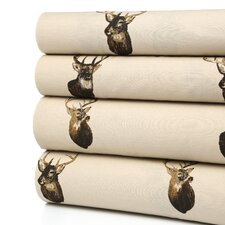 Whitetails 200TC Sheet Set