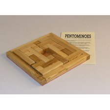 Pentominoes Puzzle Game