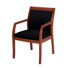 Guest Chair with Diamond Back