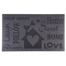 Love Door Mat