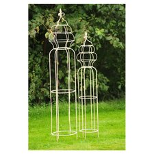 Old Rectory Plant Support (Set of 2)