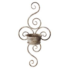Metal Round Pot