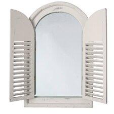 Shuttered Mirror