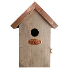 Copper Roof Wren Box