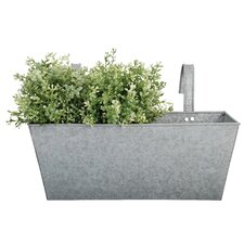 Balcony Zinc Planter