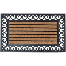 Rubber and Coir Mat