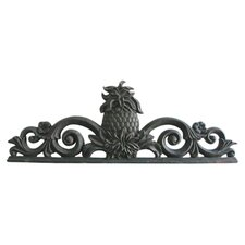 Colonial Welcome Wall Plaque