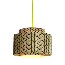 Venlo 1 Light Drum Pendant