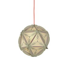 Como 1 Light Globe Pendant
