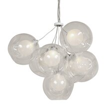 <strong>Control Brand</strong> The Holbaek 7 Light Chandelier