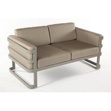 Patras Outdoor Loveseat