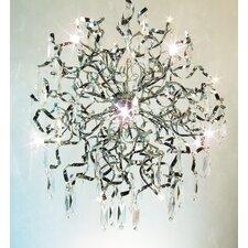 "The ""Medusa"" 18 Light Crystal Chandelier"