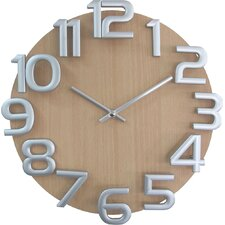 "Verichron 12.5"" Wall Clock"