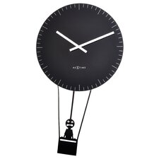 Flying Time Wall Clock