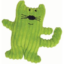 Corduroy Rozcoe the Cat Dog Toy