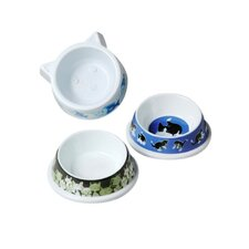 <strong>Pyara Paws</strong> Cat Bowl (Set of 3)