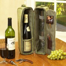 <strong>Picnic At Ascot</strong> Hampton Wine Carrier for Two