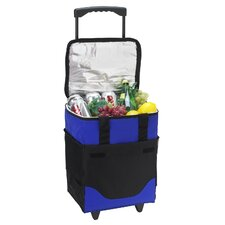 Collapsible Rolling Cooler