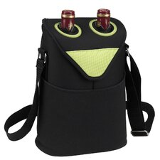 Neo Two Bottle Tote in Apple