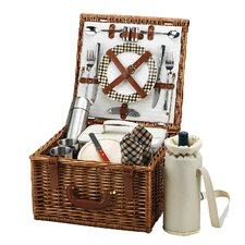 Cheshire Basket for Two with Coffee Service in London