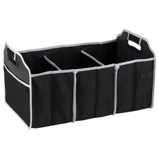 Collapsible Trunk Organizer in Black