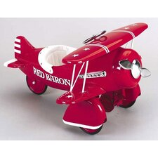Red Baron Pedal Airplane