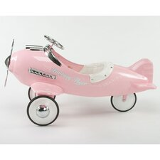Fantasy Flyer Pedal Plane in Pink