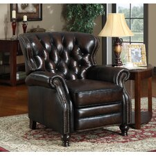 Manhattan Leather Recliner
