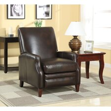 Cosmopolitan Leather Club Recliner
