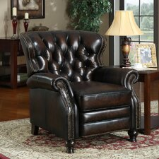 Leather Recliner Chairs | Wayfair