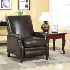 <strong>At Home Designs</strong> Cosmopolitan Leather Club Recliner