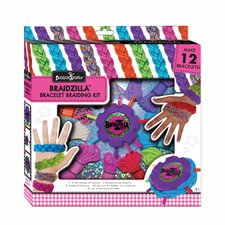 Braidzilla Bracelet Braiding Kit