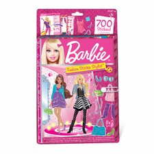 Barbie Fashion Sticker Stylist